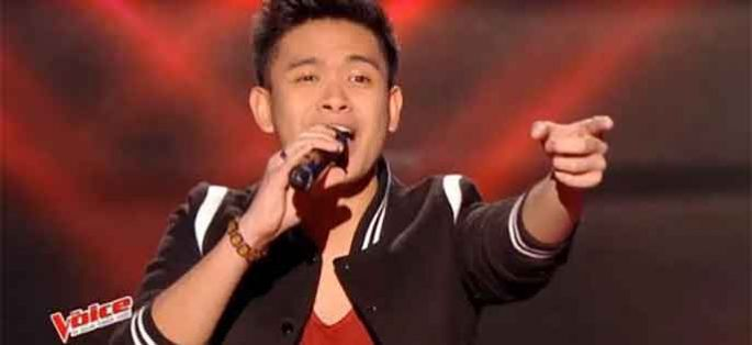 "Replay ""The Voice"" : Angelo Powers chante « Let Me Love You » de DJ Snake & Justin Bieber (vidéo)"