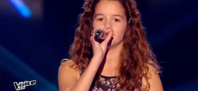 "Replay ""The Voice Kids"" : Justine chante  « Toxic » de Britney Spears (vidéo)"