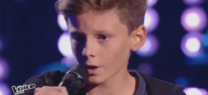 "Replay ""The Voice Kids"" : Dylan « You've got the love » de Florence and the Machine (vidéo)"