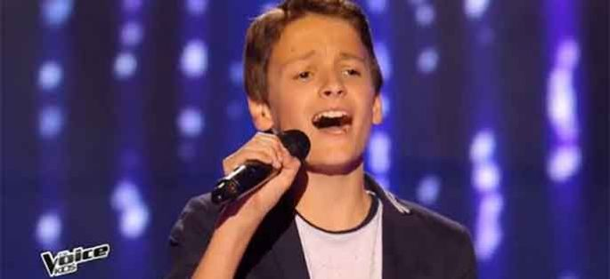 "Replay ""The Voice Kids"" : Matthieu chante « Let Her Go » de Passenger (vidéo)"