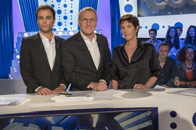 On n'est pas couché samedi 1er septembre : les invités reçus par Laurent Ruquier sur France 2