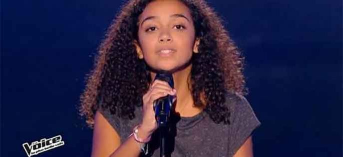 "Replay ""The Voice"" : Lucie chante « It's a man's man's man's world » de James Brown (vidéo)"