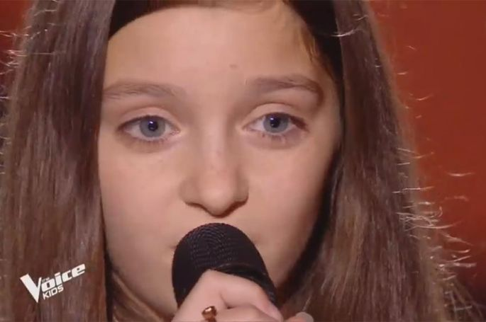"Replay ""The Voice Kids"" : Irma chante « Fly me to the moon » de Frank Sinatra (vidéo)"