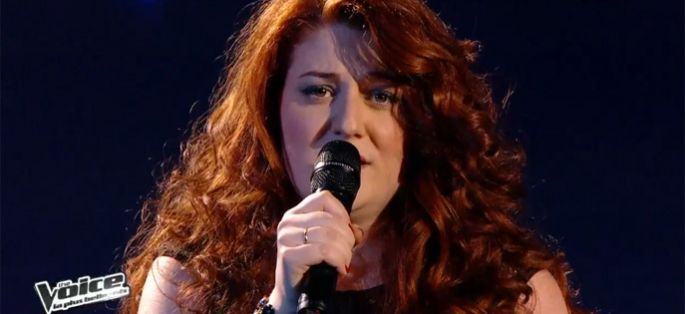 "Replay ""The Voice"" : Juliette Moraine chante « Without You » de Maria Carey (vidéo)"