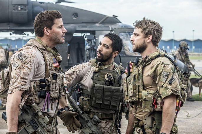 """La saison 1 de """"Seal Team"""" avec David Boreanaz diffusée sur M6 à partir du 27 octobre"""