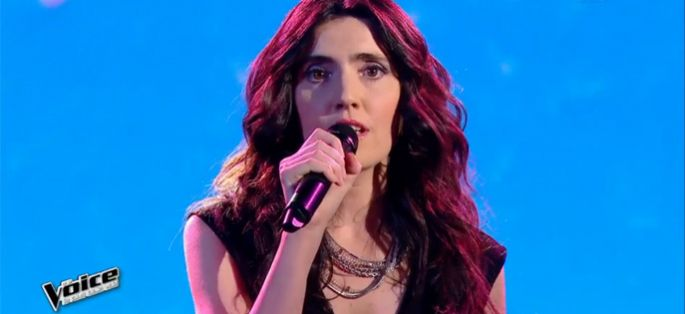 "Replay ""The Voice"" : Battista Acquaviva chante « S'il suffisait d'aimer » de Céline Dion (vidéo)"
