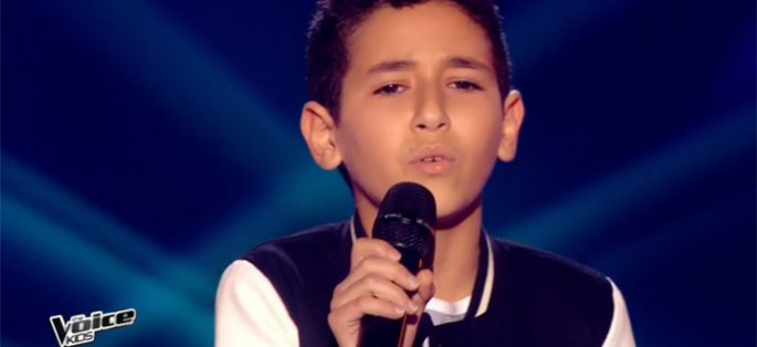 "Replay ""The Voice Kids"" : Ferhat interprète « Stay » de Rihanna (vidéo)"
