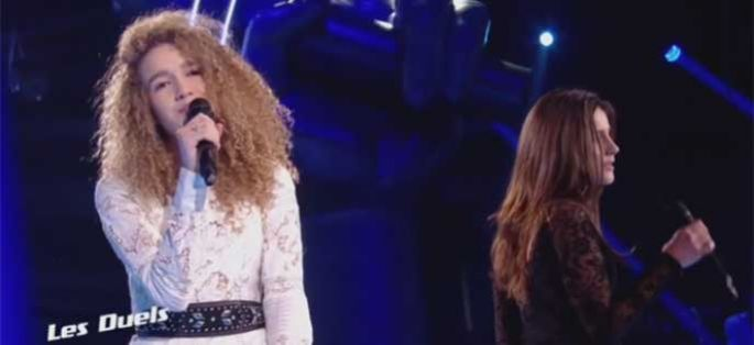 "Replay ""The Voice"" : duel Ecco / Kelly « Jacques a dit » (vidéo)"