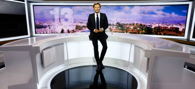 Benjamin Biolay & Bruno Le Maire invités de Laurent Delahousse ce week-end sur France 2