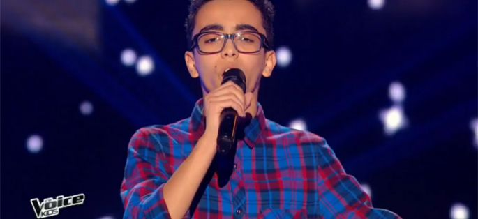 "Replay ""The Voice Kids"" : Bilal chante « Rise Like A Phoenix » de Conchita Wurst (vidéo)"