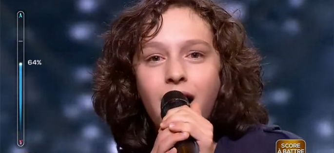 "Replay ""Rising Star"" : Léo Rispal interprète « Hurt » de Christina Aguilera (vidéo)"