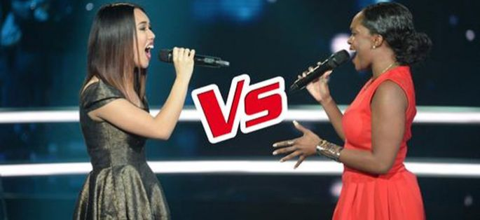 "Replay ""The Voice"" : La Battle Lica / Mirella « Avant toi » de Calogero (vidéo)"