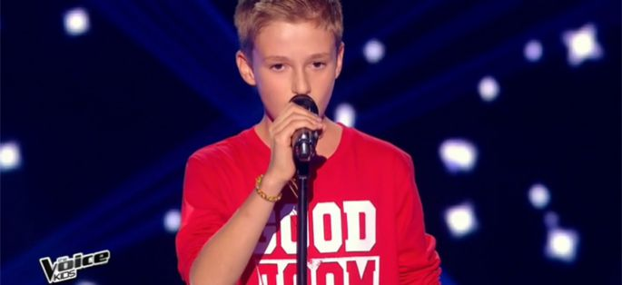 "Replay ""The Voice Kids"" : Théo chante « La Reine de la Nuit » de Mozart (vidéo)"