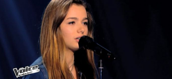 "Replay ""The Voice"" : l'étonnante audition de Liv sur « Let It Be » des Beatles (vidéo)"