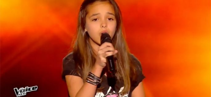 "Replay ""The Voice Kids"" : Eyma chante « On Ira » de Zaz (vidéo)"