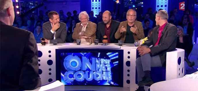 Replay on n 39 est pas couch samedi 15 octobre les vid os des interviews int grale - On est pas couche en replay ...