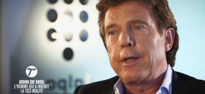 "Replay : interview de John De Mol le créateur de ""The Voice"" dans ""Le Tube"" de CANAL+"