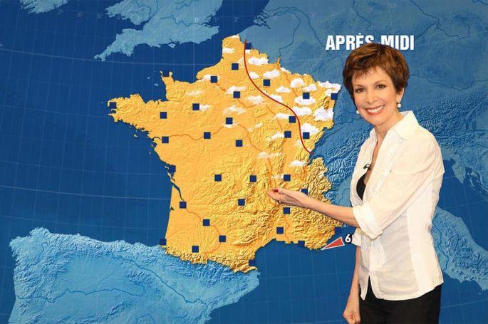 """""""Sept à Huit"""" : Catherine Laborde racontera son combat contre la maladie de Parkinson dimanche sur TF1"""