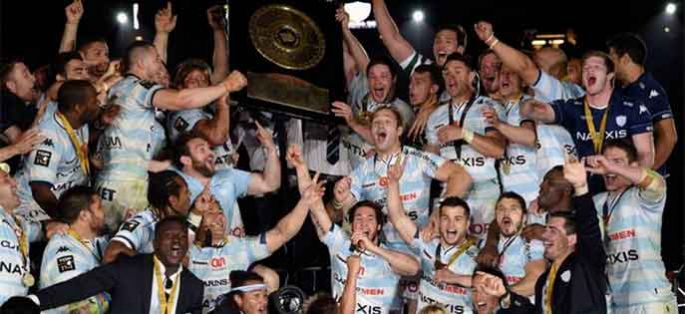 Rugby : La finale du Top 14 RC Toulon / Racing 92 en tête des audiences sur France 2