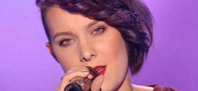 "Replay ""The Voice"" : Emilie chante « Chandelier » de Sia (vidéo)"