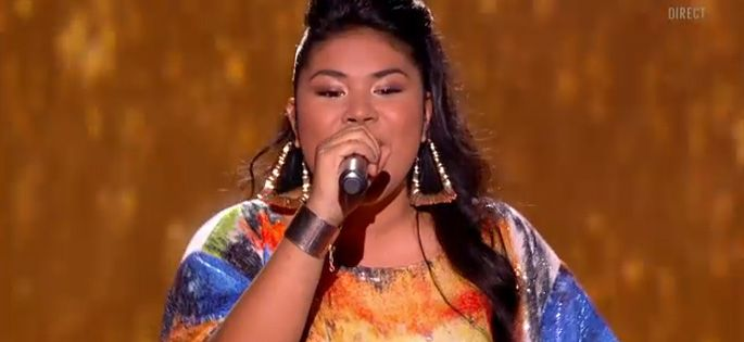 "Replay ""Nouvelle Star"" : Claudia reprend « Girl on fire » d'Alicia Keys (vidéo)"