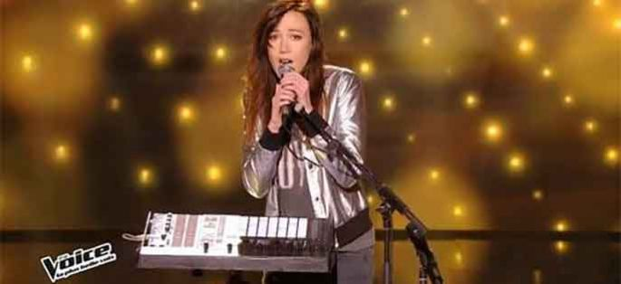 "Replay ""The Voice"" : Delaurentis chante « Ring My Bell » d'Anita Ward (vidéo)"