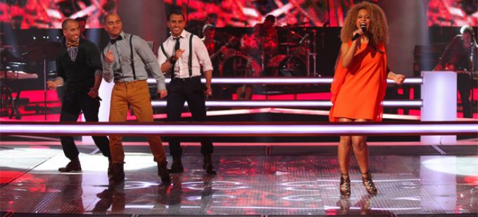 "Vidéo Replay ""The Voice"" : regardez la Battle entre Shadoh et 3nity Brithers"