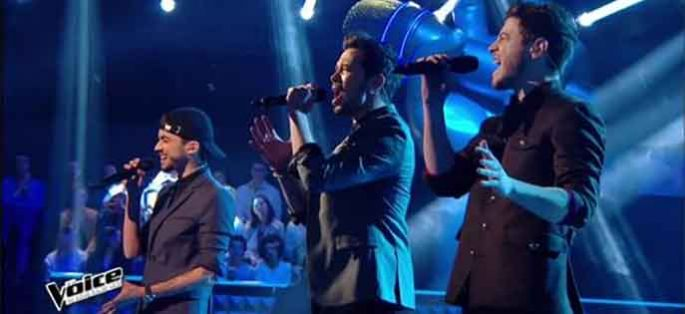 "Replay ""The Voice"" : Arcadian « Say Something » de A Big Great World / Christina Aguilera (vidéo)"