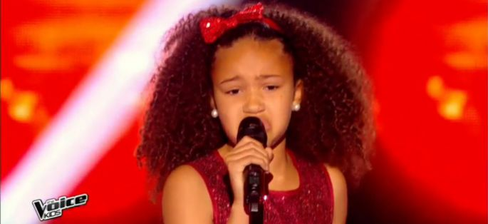 "Replay ""The Voice Kids"" : Amandine chante « Mercy » de Duffy (vidéo)"