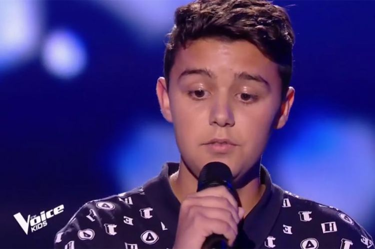 "Replay ""The Voice Kids"" : Mathéo chante « When We Were Young » d'Adele (vidéo)"