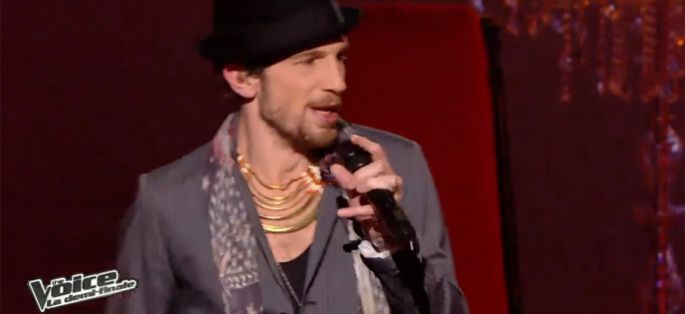 "Replay ""The Voice"" : Igit chante « I Put a Spell on You » de Screamin Jay Hawkins en ½ finale (vidéo)"