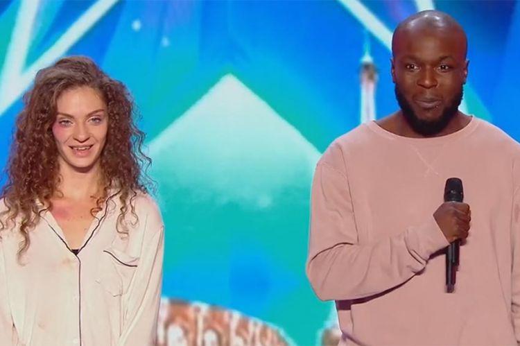 """La chorégraphie de Nadia & Dakota contre la violence conjugale dans """"La France a un incroyable talent"""" (vidéo)"""