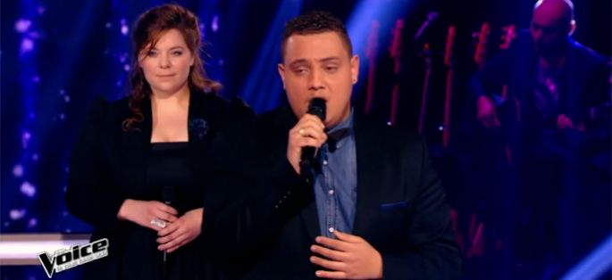 "Replay ""The Voice"" : La Battle Guillaume Ethève / Mariana sur « Calling You » de J. Steele (vidéo)"