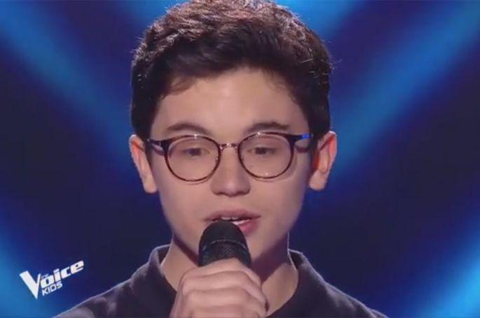 """Replay """"The Voice Kids"""" : Morgan chante « Changer » de Maitre Gims (vidéo)"""