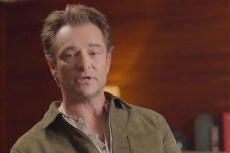"""David Hallyday sort de son silence et se livre dans """"Sept à Huit"""" ce soir sur TF1 (vidéo)"""