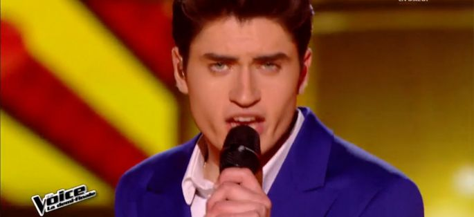 "Replay ""The Voice"" : David Thibault chante « Crazy In Love » de Beyonce (vidéo)"