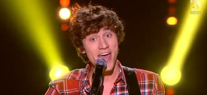 "Replay ""Nouvelle Star"" : Mathieu reprend « What's up » de 4 no blondes (vidéo)"