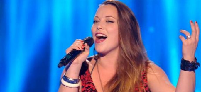 "Replay ""The Voice"" : Julie Morallès chante « Enjoy The Silence » de Depeche Mode (vidéo)"