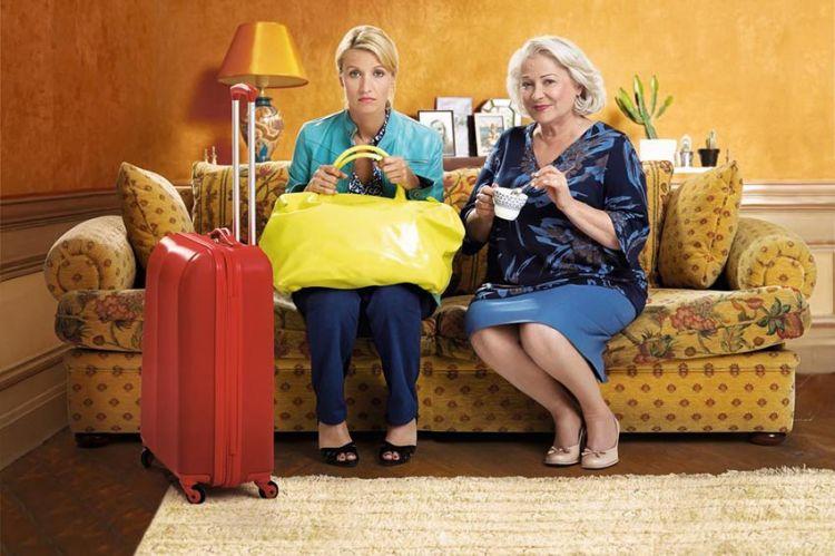 """""""Retour chez ma mère"""" avec Alexandra Lamy et Josiane Balasko, dimanche 7 octobre sur TF1"""