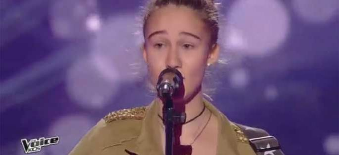 "Replay ""The Voice Kids"" : Lilou chante « Your Song » d'Elton John (vidéo)"