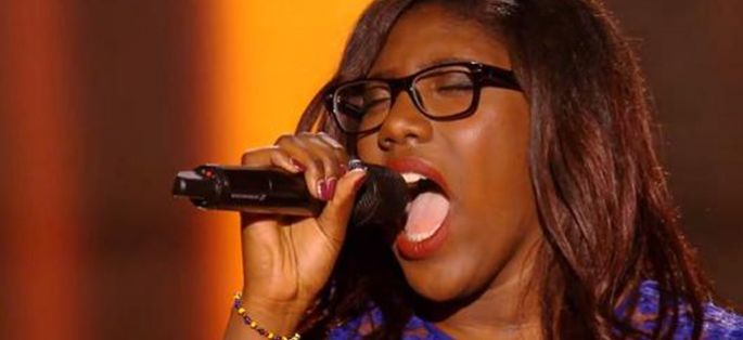 "Replay ""The Voice"" : Khady chante « It's a Man's Man's World » de James Brown (vidéo)"