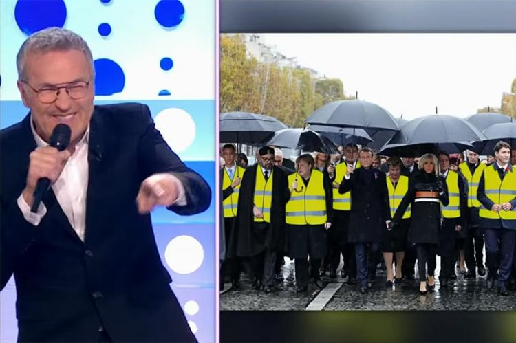 """Revoir """"On n'est pas couché"""" du 17 novembre : l'actualité de la semaine par Laurent Ruquier"""
