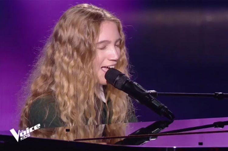 "Replay ""The Voice Kids"" : Lili chante « Call me » de Blondie (vidéo)"