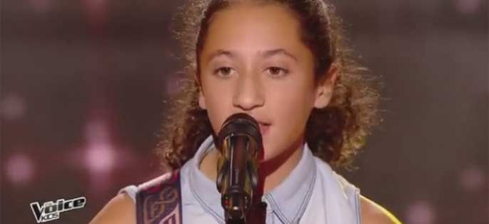 "Replay ""The Voice Kids"" : Nawell chante « Redemption song » de Bob Marley (vidéo)"