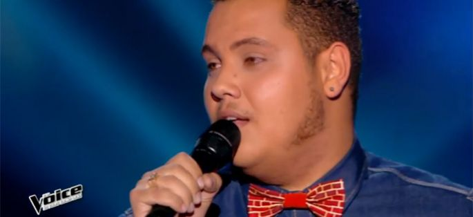 "Replay ""The Voice"" : Guillaume Etheve interprète « Stay With Me » de Sam Smith (vidéo)"