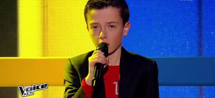 "Replay ""The Voice Kids"" : Lisandru chante « Que tu reviennes » de Patrick Fiori (vidéo)"