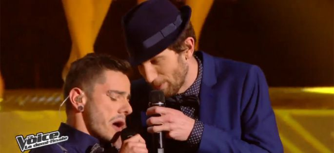 "Replay ""The Voice"" : Maximilien Philippe et Igit chantent « It's Not Unusual » de Tom Jones (vidéo)"