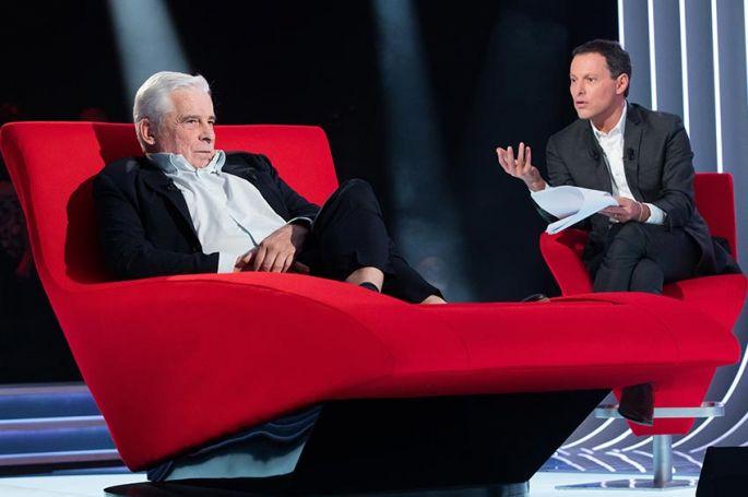 """Marc-Olivier Fogiel reçoit Jacques Weber dans """"Le divan"""" sur France 3 : les 1ères images (vidéo)"""
