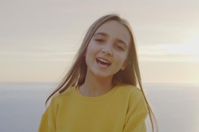 """Angélina, gagnante """"The Voice Kids"""" 4, va représenter la France à l'Eurovision Junior (vidéo)"""