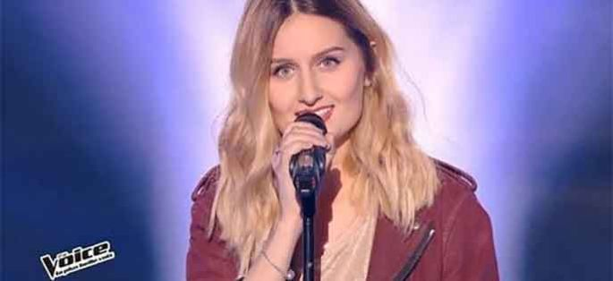 "Replay ""The Voice"" : Lidia Isac chante « Ordinaire » de Robert Charlebois (vidéo)"